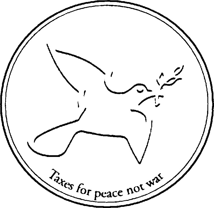 logo for Conscience and Peace Tax International