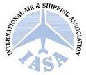 logo for International Air  and  Shipping Association