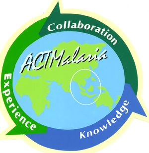 logo for Asian Collaborative Training Network for Malaria