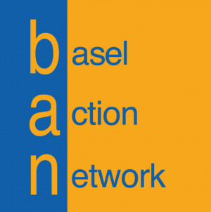 logo for Basel Action Network