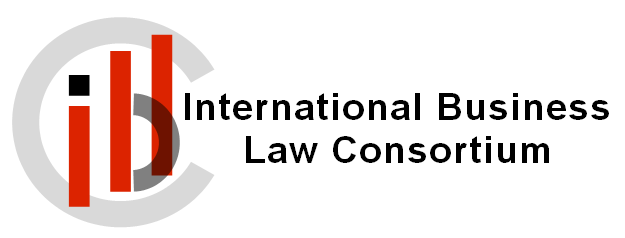 logo for International Business Law Consortium