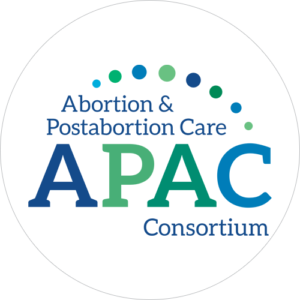 logo for Abortion and Postabortion Care Consortium