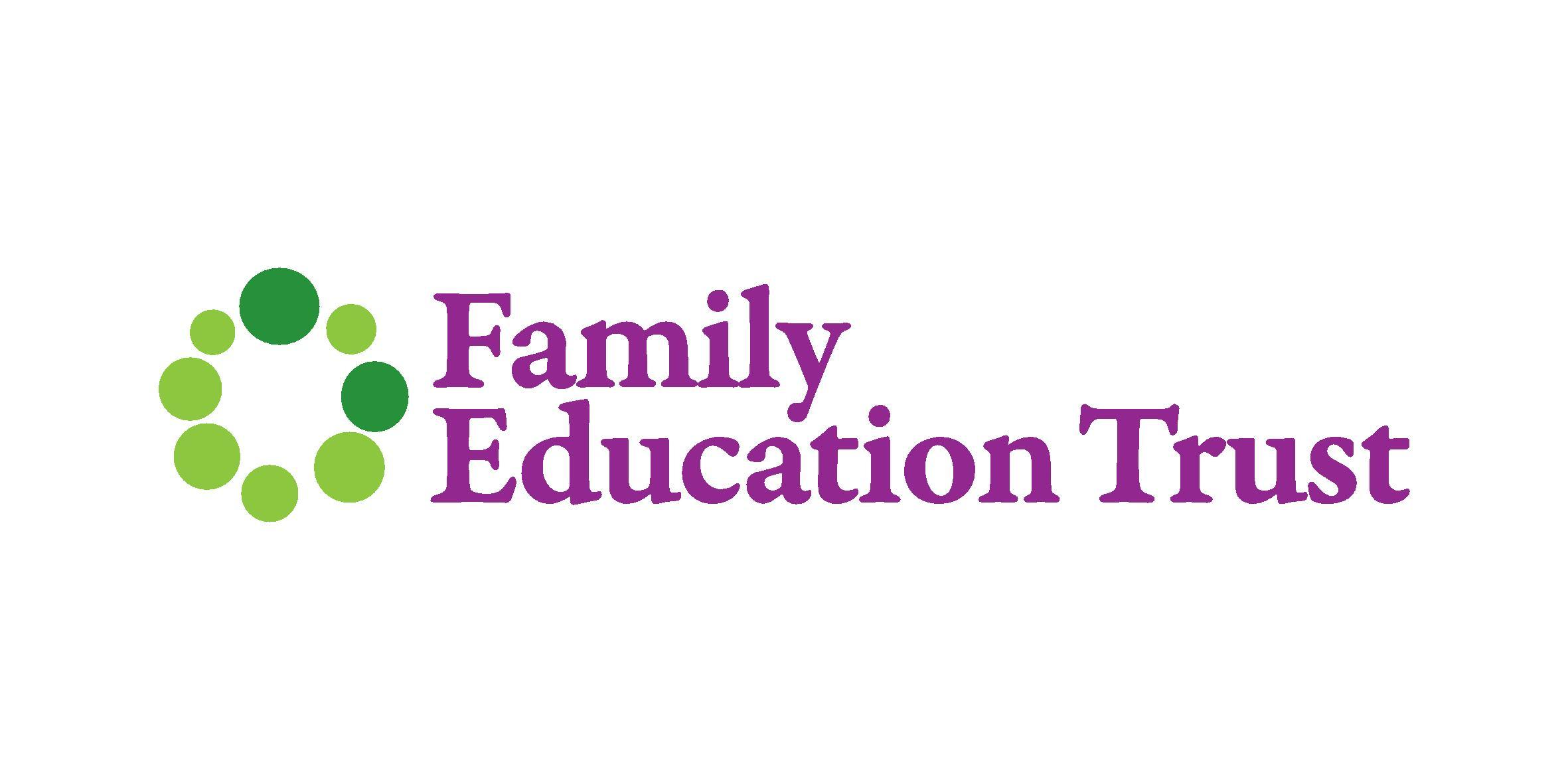 logo for Family Education Trust