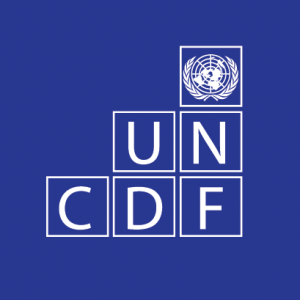 logo for United Nations Capital Development Fund
