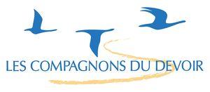 logo for Association ouvrière des compagnons du devoir du Tour de France