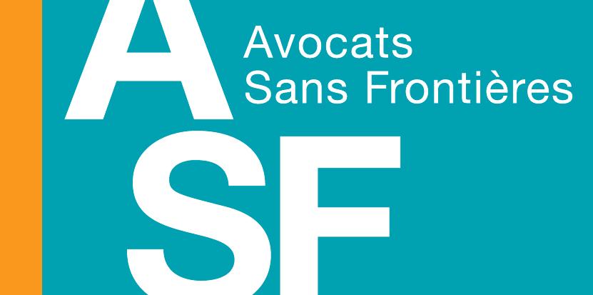 logo for Avocats Sans Frontières