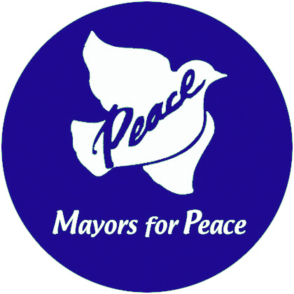logo for Mayors for Peace