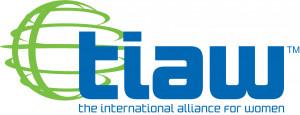 logo for The International Alliance for Women