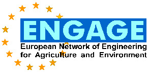 logo for European Network of Engineering for Agriculture and Environment
