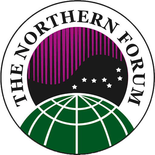logo for Northern Forum, The