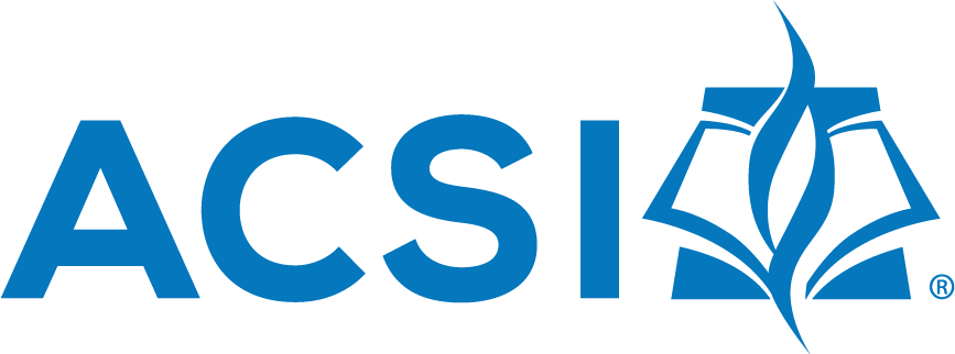 logo for Association of Christian Schools International