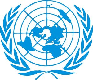 logo for United Nations Forum on Forests