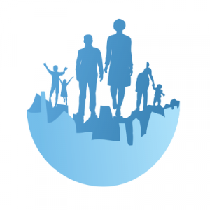 logo for World Alliance of Cities Against Poverty