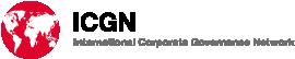 logo for International Corporate Governance Network