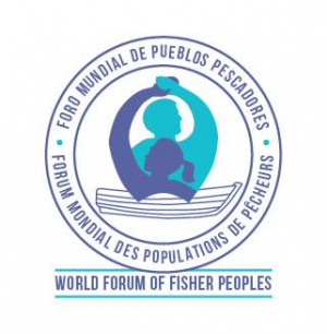 logo for World Forum of Fisher Peoples