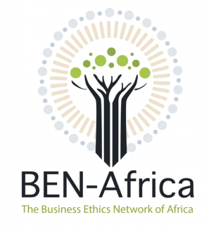 logo for Business Ethics Network of Africa