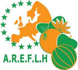 logo for Assemblée des Régions Européennes Fruitières, Légumières et Horticoles