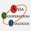logo for Asia Cooperation Dialogue