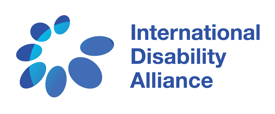 logo for International Disability Alliance