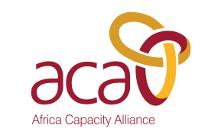 logo for Africa Capacity Alliance