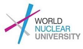 logo for World Nuclear University