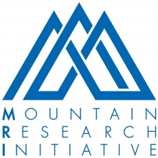 logo for Mountain Research Initiative