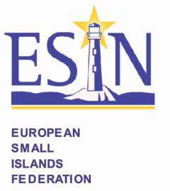 logo for European Small Islands Federation