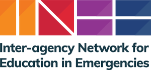 logo for Inter-Agency Network for Education in Emergencies