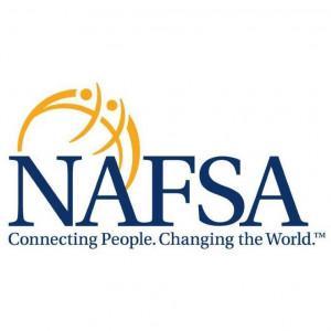 logo for NAFSA - Association of International Educators