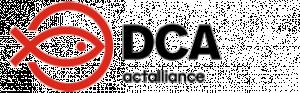 logo for Folkekirkens Nødhjaelp