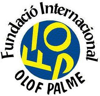 logo for Olof Palme International Foundation