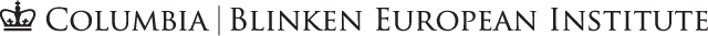 logo for Blinken European Institute, Columbia University, New York