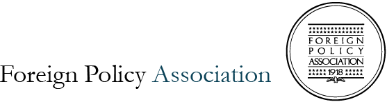 logo for Foreign Policy Association