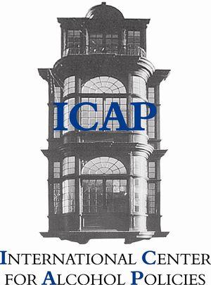 logo for International Center for Alcohol Policies