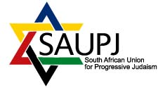 logo for Southern African Union for Progressive Judaism