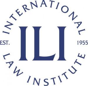 logo for International Law Institute, Washington DC