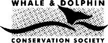 logo for Whale and Dolphin Conservation