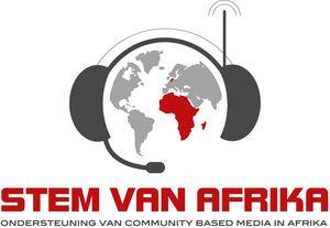 logo for Stichting Stem van Afrika