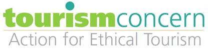 logo for Tourism Concern