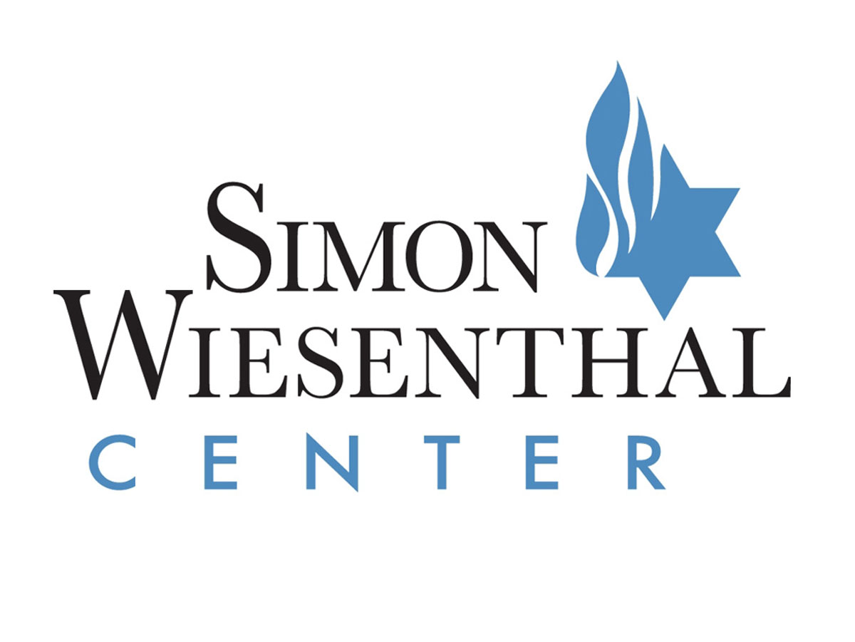 logo for Simon Wiesenthal Center