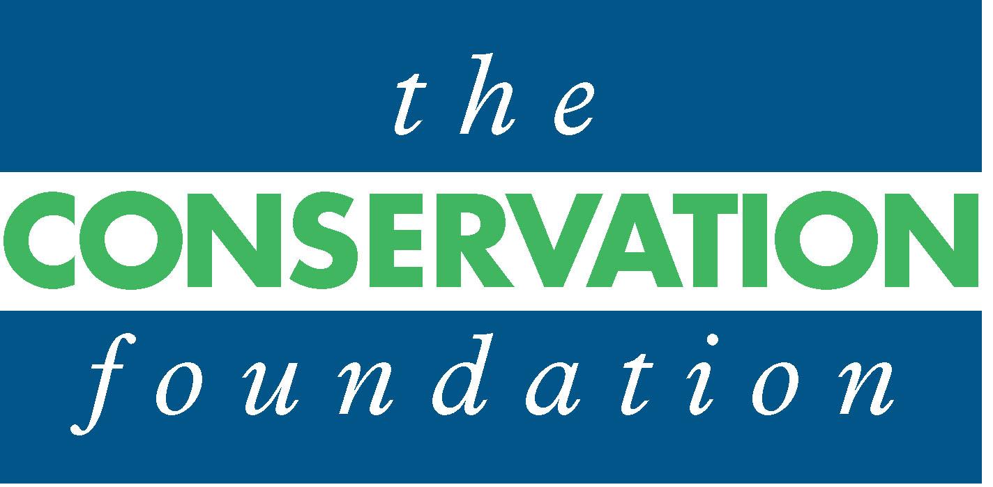 logo for The Conservation Foundation, UK