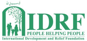 logo for International Development and Relief Foundation
