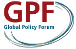 logo for Global Policy Forum