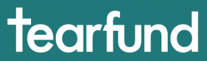 logo for Tearfund, UK