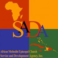 logo for African Methodist Episcopal Church Service and Development Agency