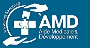 logo for Aide médicale et développement