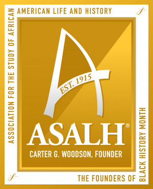 logo for Association for the Study of African American Life and History