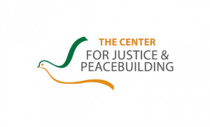 logo for Center for Justice and Peacebuilding