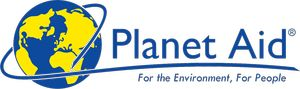 logo for Planet Aid