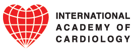 logo for International Academy of Cardiology